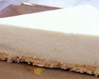 炊飯器でつくる豆乳おからチーズケーキ